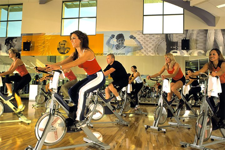 La Fitness (Farragut North Metro)