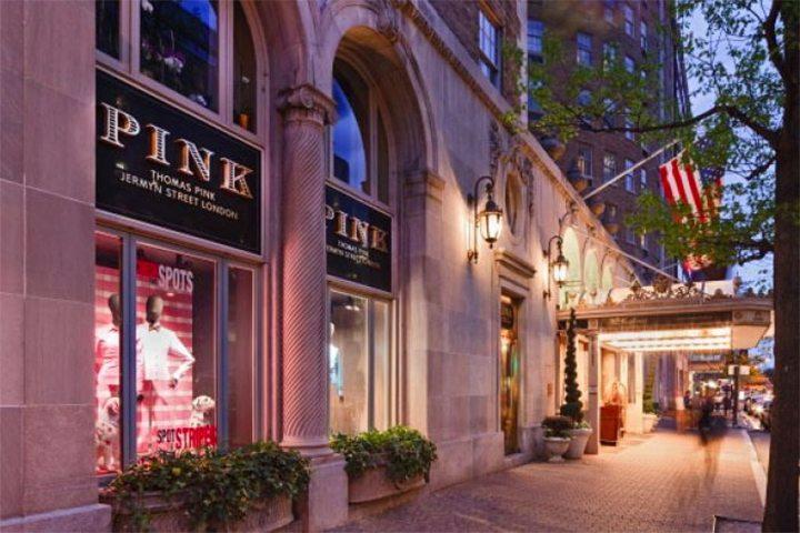 Thomas Pink (Connecticut & DeSales Street)